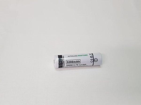 Batteri 18650, 3200mAh 3,7v överladd.skydd